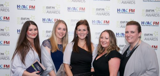 Our Team at the BIFM Awards